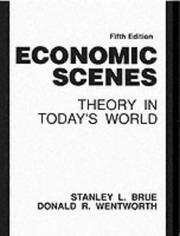 Cover of: Economic scenes