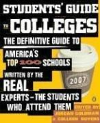 Cover of: Students' guide to colleges |