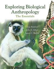 Cover of: Exploring Biological Anthropology | Craig Stanford