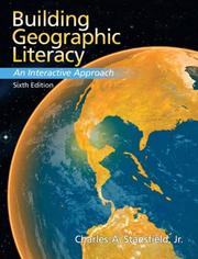Cover of: Building Geographic Literacy | Charles A. Stansfield
