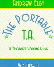 Cover of: Portable TA | Andrew Elby