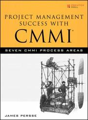 Cover of: Project Management Success with CMMI(R)