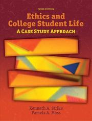 Cover of: Ethics and College Student Life | Kenneth Strike