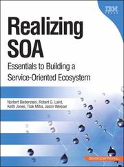 Cover of: Realizing SOA | Norbert Bieberstein