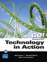 Cover of: Technology in Action, Introductory (4th Edition) (Go (Prentice Hall)) | Alan Evans