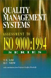 Cover of: Quality Management Systems | Lim Teow Ek