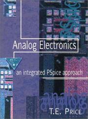 Cover of: Analog Electronics