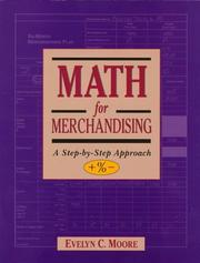 Cover of: Math for Merchandising | Evelyn C. Moore