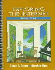 Cover of: Exploring the Internet