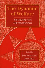 Cover of: Dynamic of Welfare, The
