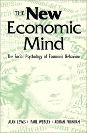Cover of: The New Economic Mind (2nd Edition) | Alan Lewis