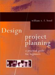 Cover of: Design Project Planning