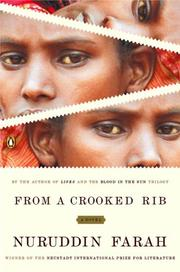 Cover of: From a crooked rib