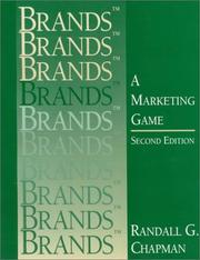 Cover of: BRANDS