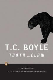 Cover of: Tooth and Claw