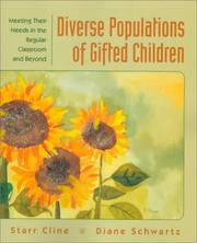 Cover of: Diverse populations of gifted children | Starr Cline