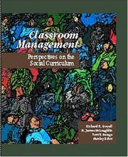 Cover of: Classroom Management | Richard R. Powell