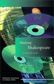 Cover of: Studying Shakespeare