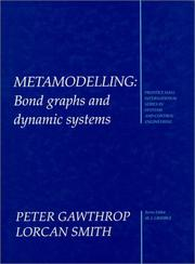 Cover of: Metamodelling