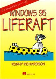Cover of: Windows 95 Liferaft (Manning)