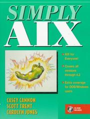 Cover of: Simply AIX