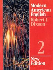 Cover of: Modern American English 2