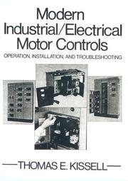Cover of: Modern Industrial Electrical Motor Controls
