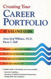 Cover of: Creating your career portfolio