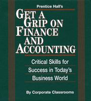 Cover of: Prentice Hall