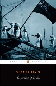 Cover of: Testament of Youth