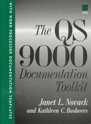 QS9000 documentation toolkit