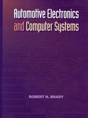 Cover of: Automotive Electronics and Computer Systems