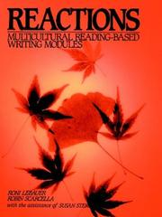 Cover of: Reactions: Multi-Cultural Reading-Based Writing Modules