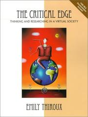 Cover of: Critical Edge, The