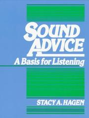 Cover of: Sound advice