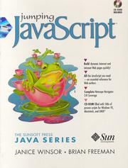 Cover of: Jumping JavaScript