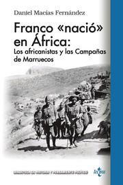 Franco «nació» en África