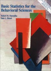 Cover of: Basic statistics for  the behavioral sciences