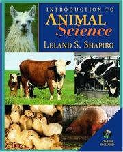 Cover of: Introduction to Animal Science