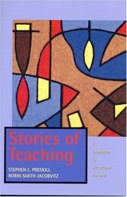 Cover of: Stories of Teaching | Stephen L. Preskill