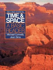 Cover of: Time and space, a basic reader
