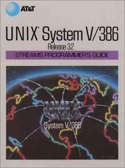 Cover of: Unix Systems V Release 3.2 | AT&T