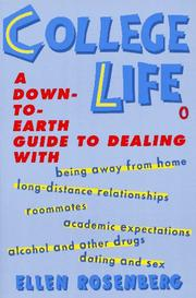 Cover of: College life | Ellen Rosenberg