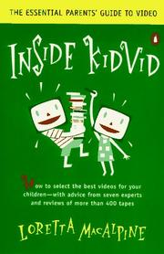 Cover of: Inside kidvid