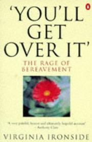 Cover of: You'll Get Over It