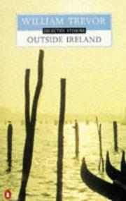 Cover of: Outside Ireland: selected stories