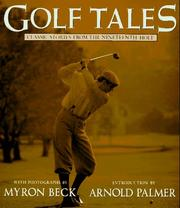 Cover of: Golf Tales | Various
