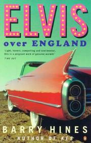 Cover of: Elvis over England