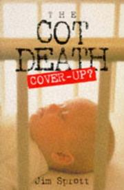 Cover of: cot death | Jim Sprott