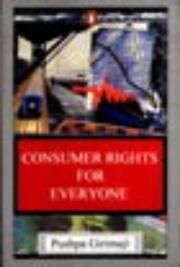 Cover of: Consumer Rights for Everyone